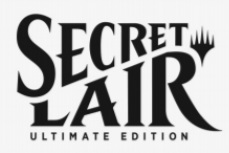 Secret Lair Ultimate Edition 2 Magic The Gathering