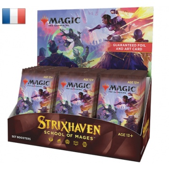 Strixhaven Boite De Boosters De Set FR Magic The Gathering