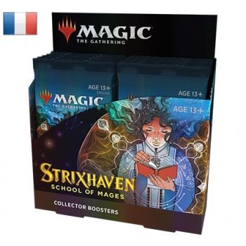 Strixhaven Boite De Boosters Collectors FR Magic The Gathering