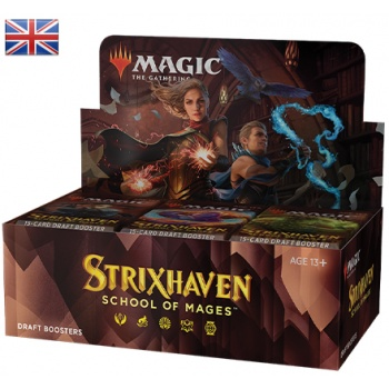 Strixhaven Boite De Boosters De Draft EN Magic The Gathering