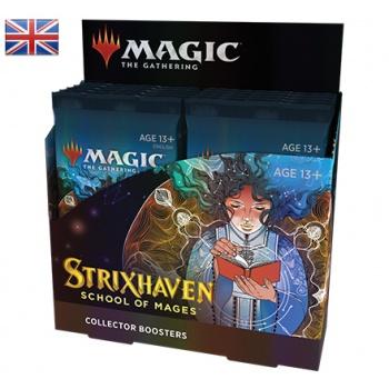 Strixhaven Boite De Boosters Collectors EN Magic The Gathering