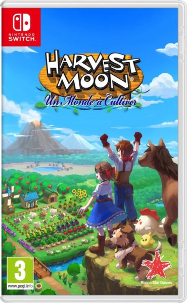 Harvest Moon Un Monde A Cultiver OCCASION Nintendo Switch