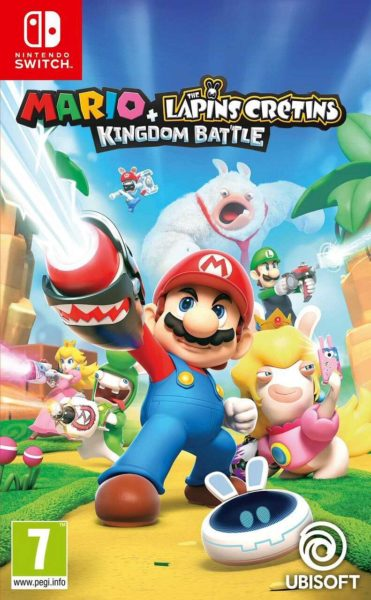 Mario + Rabbids Kingdom Battle OCCASION Nintendo Switch
