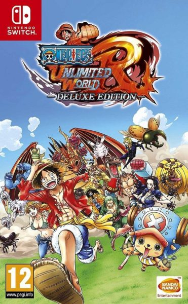 One Piece Unlimited World R OCCASION Nintendo Switch