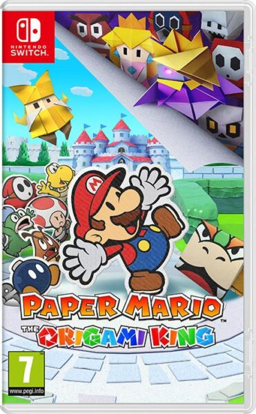 Paper Mario : The Origami King OCCASION Nintendo Switch