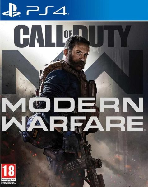 Call of Duty Modern Warfare OCCASION Playstation 4