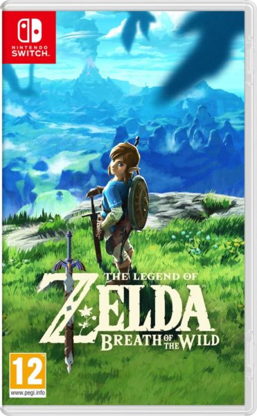 Zelda Breath Of The Wild OCCASION Nintendo Switch