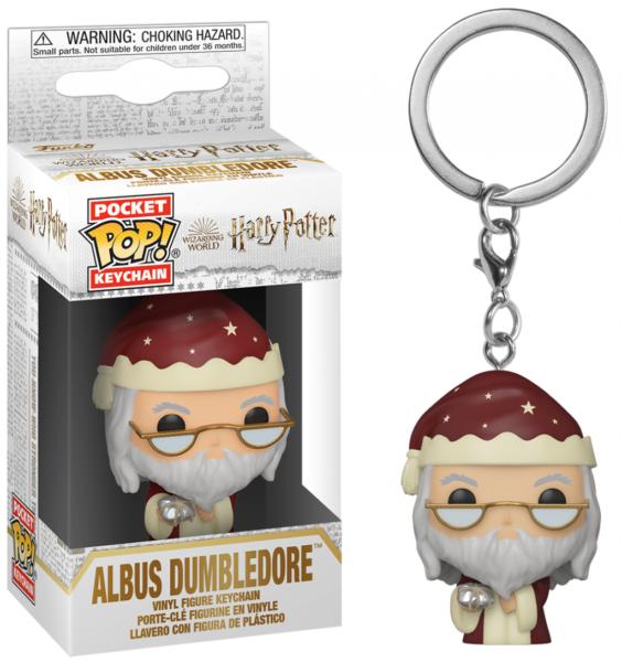 Harry Potter : Dumbledore NEUF Porte-Clés