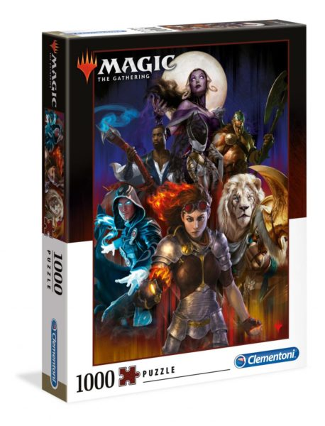Magic The Gathering NEUF Puzzle