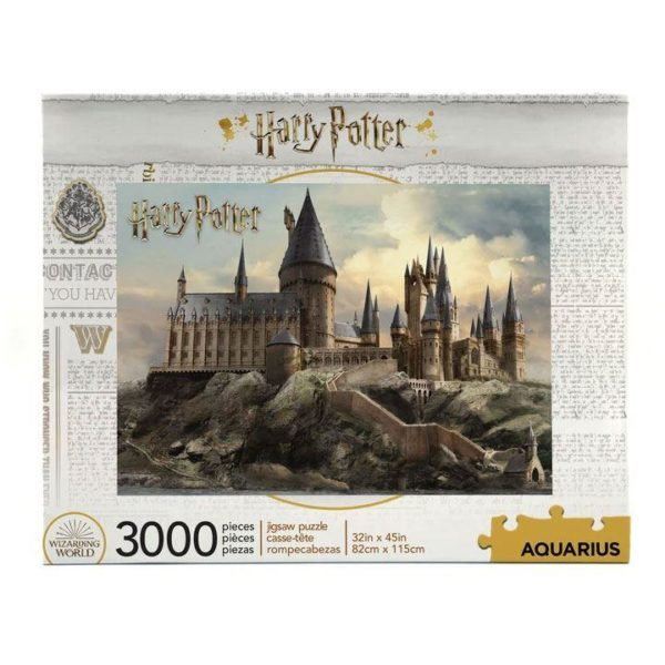 Harry Potter : Hogwarts NEUF Puzzle
