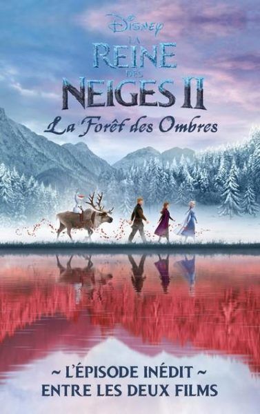 Disney : Frozen NEUF Livre