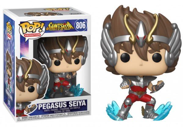 Saint Seiya : Pegasus Seiya NEUF Funko POP!