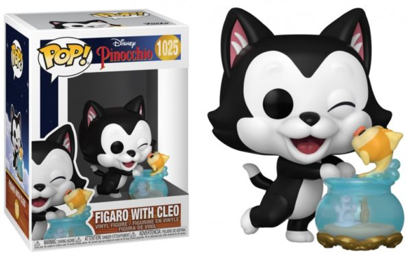 Disney : Figaro NEUF Funko POP!
