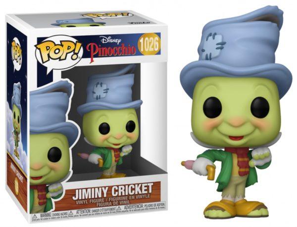 Disney : Jiminy NEUF Funko POP!