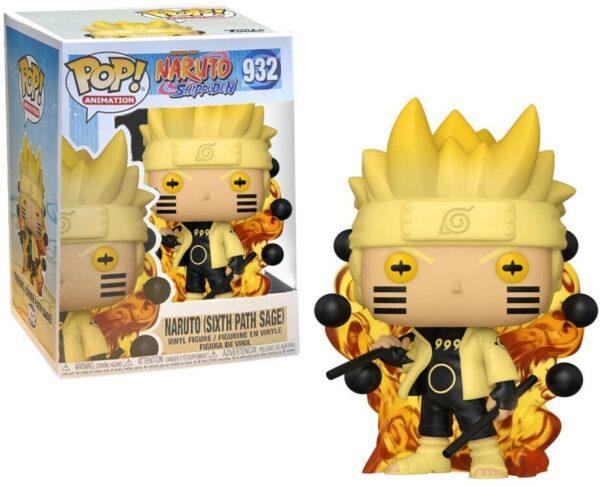 Naruto : Uzumaki Naruto NEUF Funko POP!