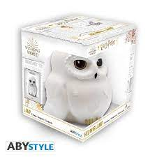 Harry Potter : Hedwig NEUF Lampe