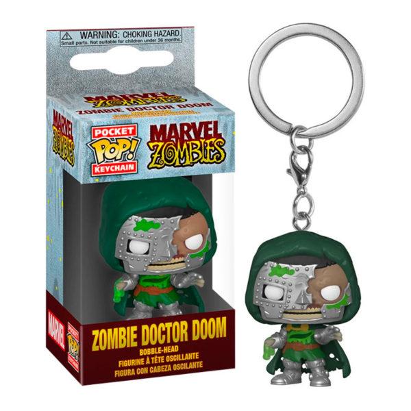 Marvel : Dr Doom NEUF Porte-Clés