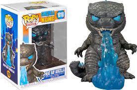 Godzilla VS Kong : Godzilla NEUF Funko POP!