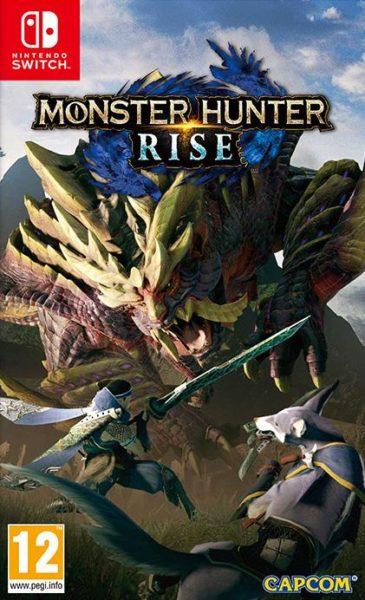 Monster Hunter Rise NEUF Nintendo Switch