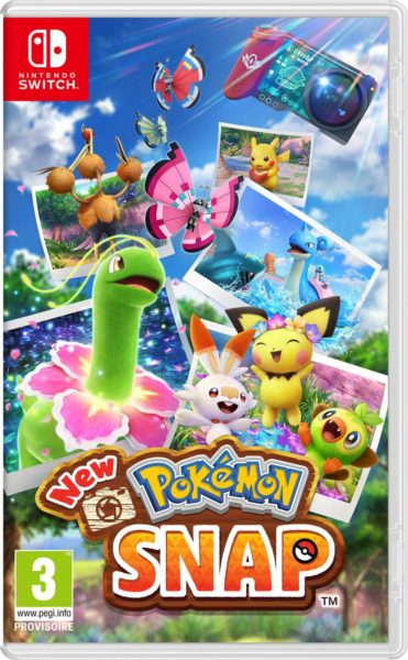 New Pokemon Snap NEUF Nintendo Switch