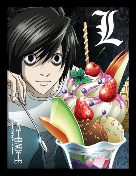 Death Note : L NEUF Cadre