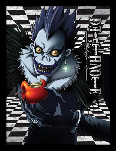 Death Note : Ryuk NEUF Cadre