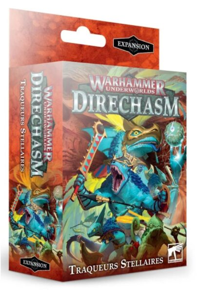 Direchasm Traqueurs Stellaires NEUF Warhammer Underworlds