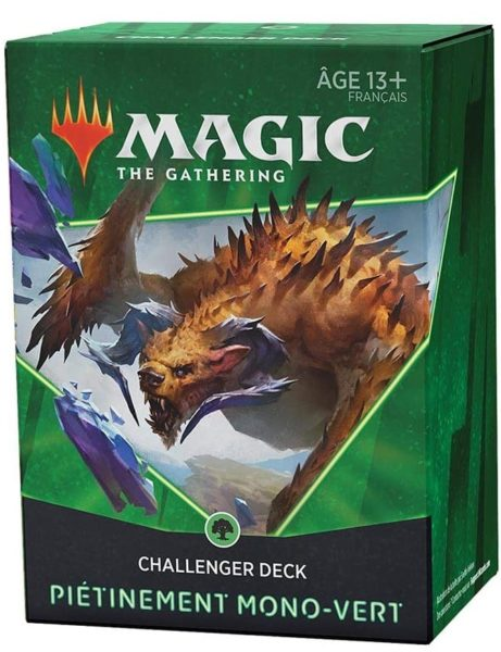 Challenger Deck 2021 FR NEUF Magic The Gathering