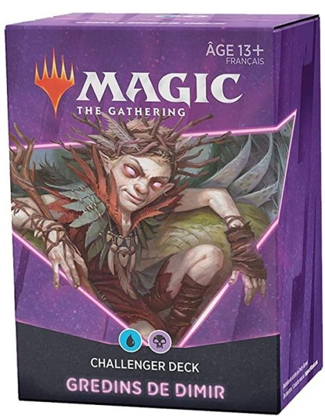 Challenger Deck 2021 EN NEUF Magic The Gathering