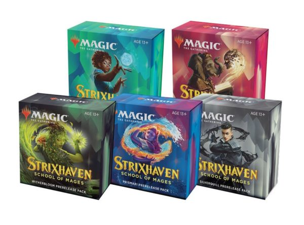 Strixhaven Pack Avant Première FR NEUF Magic The Gathering
