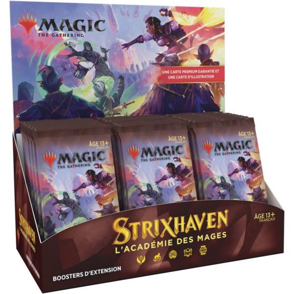 Strixhaven Set Booster Display FR NEUF Magic The Gathering