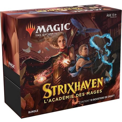 Strixhaven Bundle FR NEUF Magic The Gathering