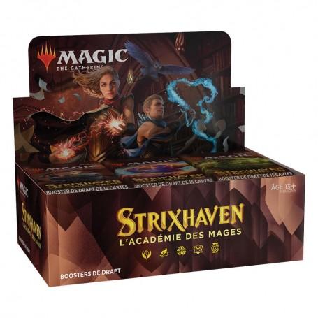 Strixhaven Draft Booster Display FR NEUF Magic The Gathering