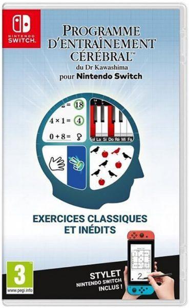 Dr Kawashima OCCASION Nintendo Switch