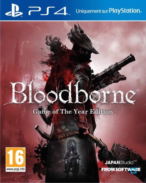 Bloodborne GOTY Edition OCCASION Playstation 4