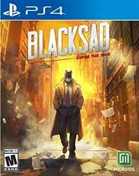 Blacksad Under The Skin OCCASION Playstation 4