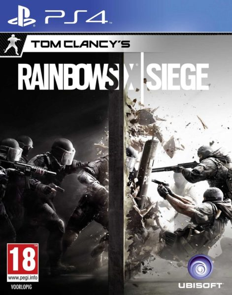 Rainbow Six Siege OCCASION Playstation 4