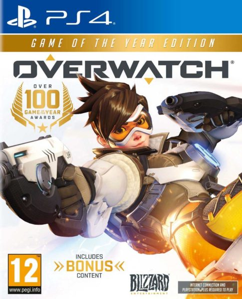 Overwatch GOTY Edition OCCASION Playstation 4