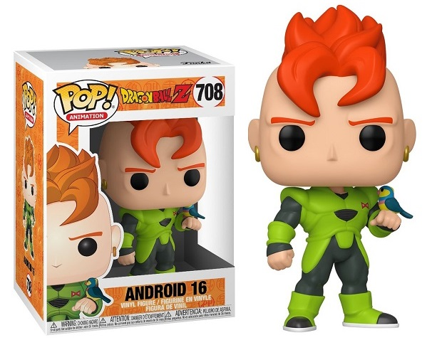 Dragon Ball : Android 16 NEUF Funko POP!