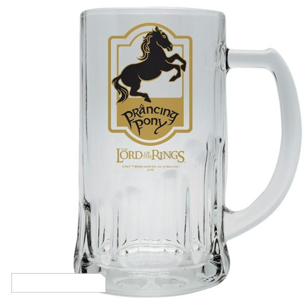 Lord Of The Ring : The Prancing Pony NEUF Mugs