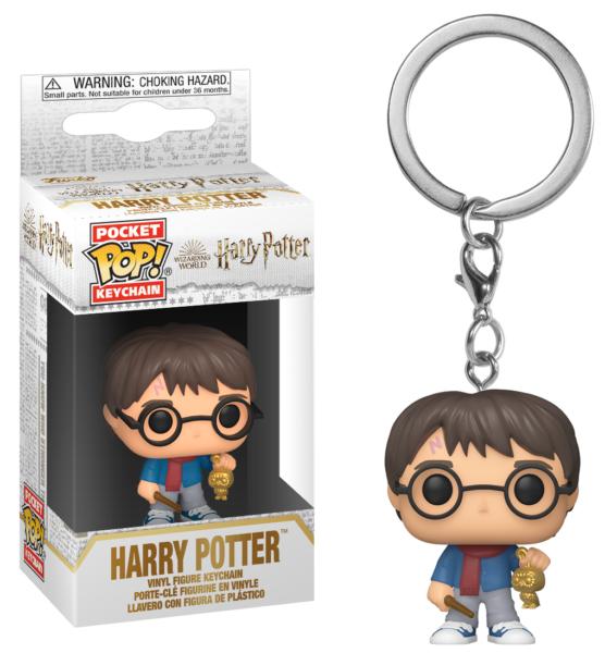 Harry Potter : Harry NEUF Porte-Clés