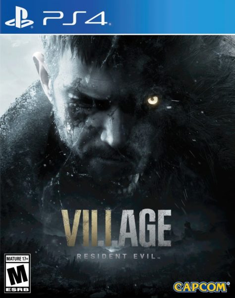 Resident Evil Village NEUF Playstation 4