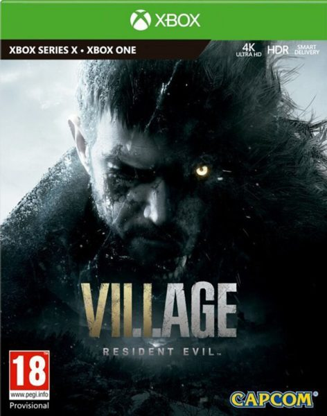 Resident Evil Village NEUF Xbox Series