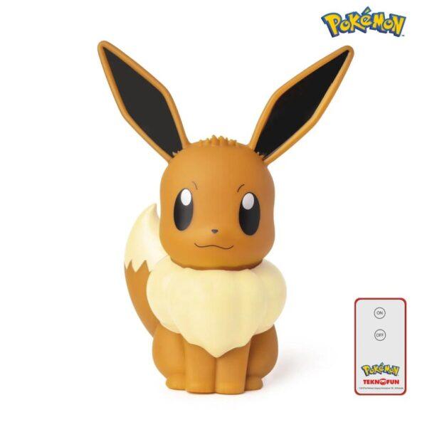 Pokémon : Evoli NEUF Lampe