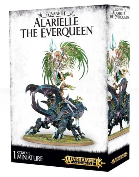 Alarielle The Everqueen NEUF Warhammer Age Of Sigmar