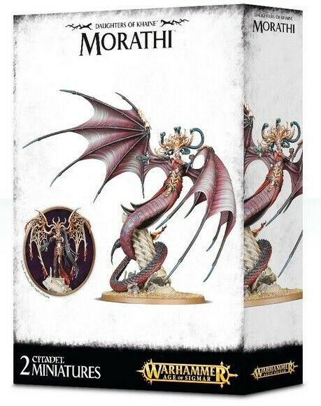 Morathi NEUF Warhammer Age Of Sigmar