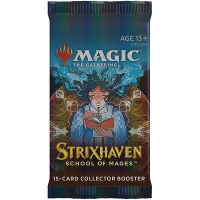 Strixhaven Collector Booster Unité FR NEUF Magic The Gathering