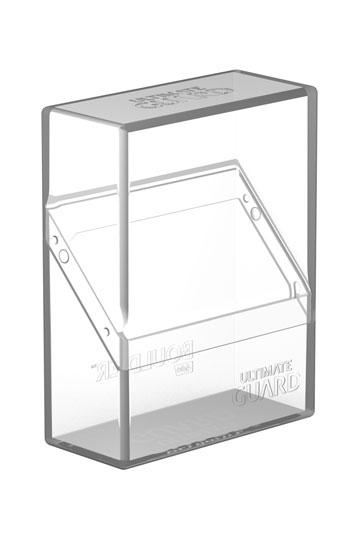 Boulder Deck 40+ Standard Transparent NEUF Ultimate Guard