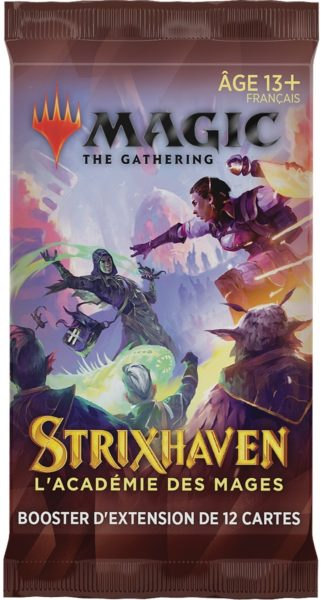 Strixhaven Set Booster Unité FR NEUF Magic The Gathering