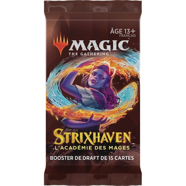 Strixhaven Draft Booster Unité VF NEUF Magic The Gathering